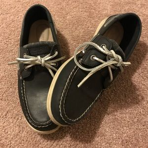 Black sperry size 7.5